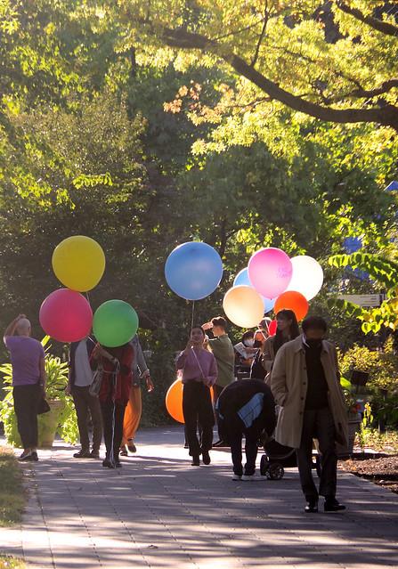 Queens Botanical Garden ... perfect Day