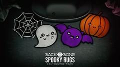BackBone Spooky Rugs