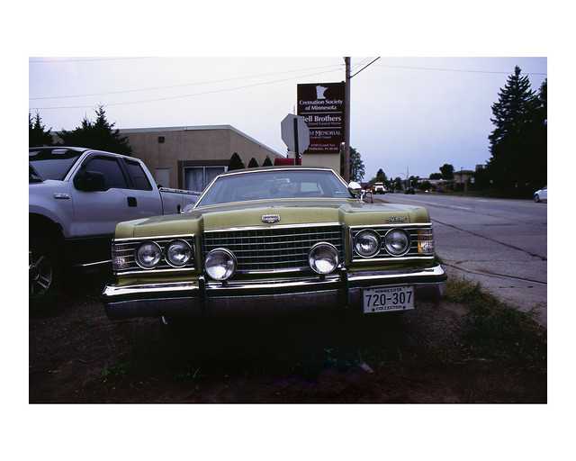 Road trip Mercury