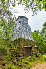 Water Tower in Palmetto State Park