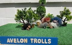 Avelon troll babies