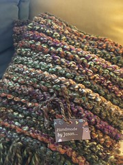 Hand made scarf gift