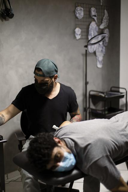 Project Estudio Tattoo