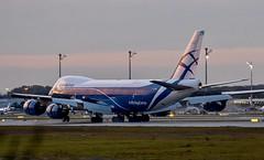 AirBridgeCargo - Boeing 747 - MUC