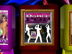 .::: < DANCE ANIMATIONS SEXY STORE < :::. HUD Dance Animation