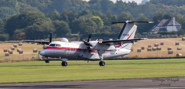 US Special Operations Command DHC-8