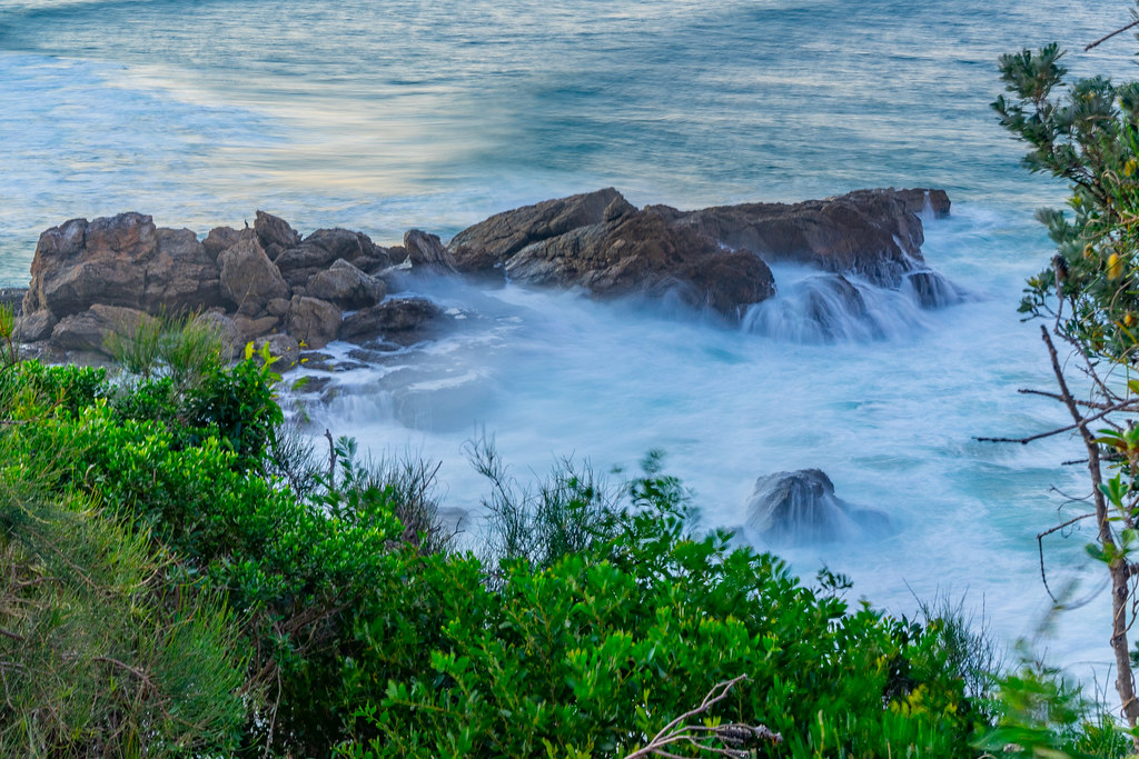 From Flagstaff Lookout, Port Macquarie