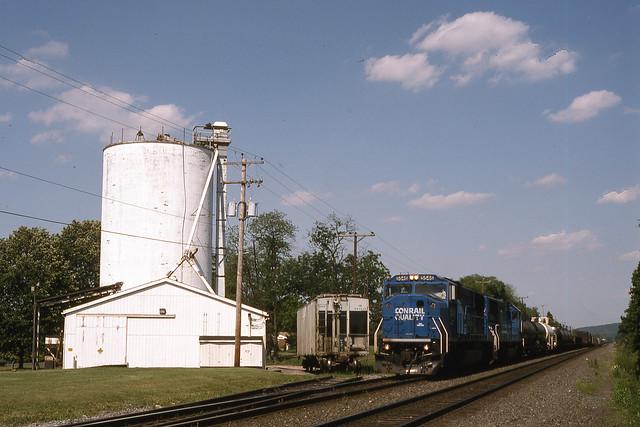 CR 5546 WB at Blandon