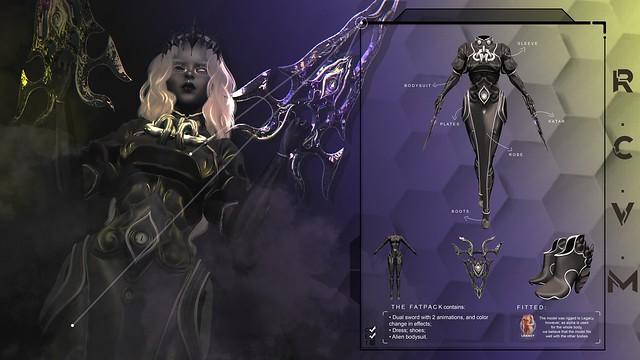 R.C.V.M - Robe of Coralian Vision Maker