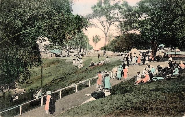 Moora Park, Sandgate - circa 1910