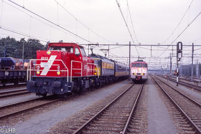 NS 6512, 1501 (Dutch Eastlander)