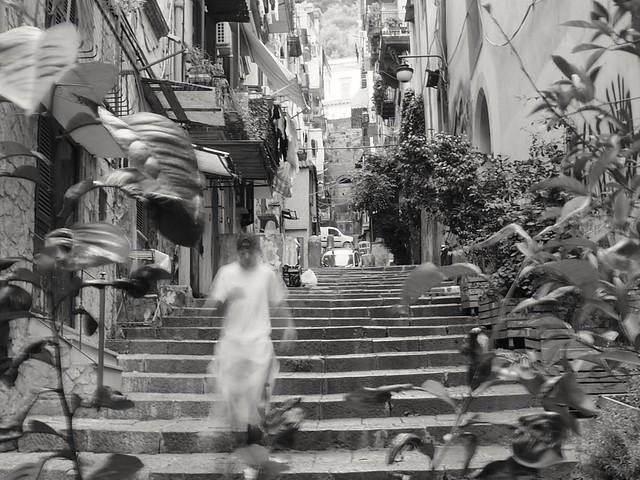 Fantôme à Naples..ghost in Naples