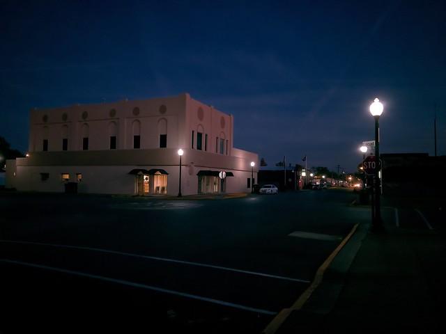 Uptown At Night. 293/365