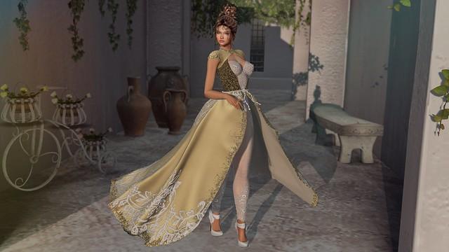 My Korner #715 - The King's Lady!