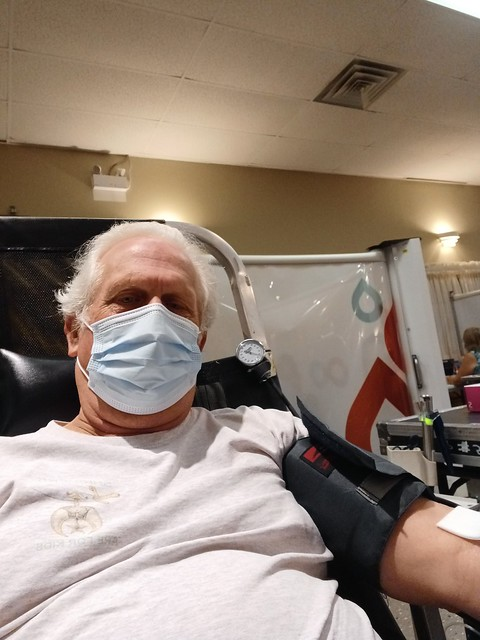 Blood donation No. 117