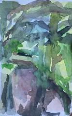 Week 2 A6 watercolours