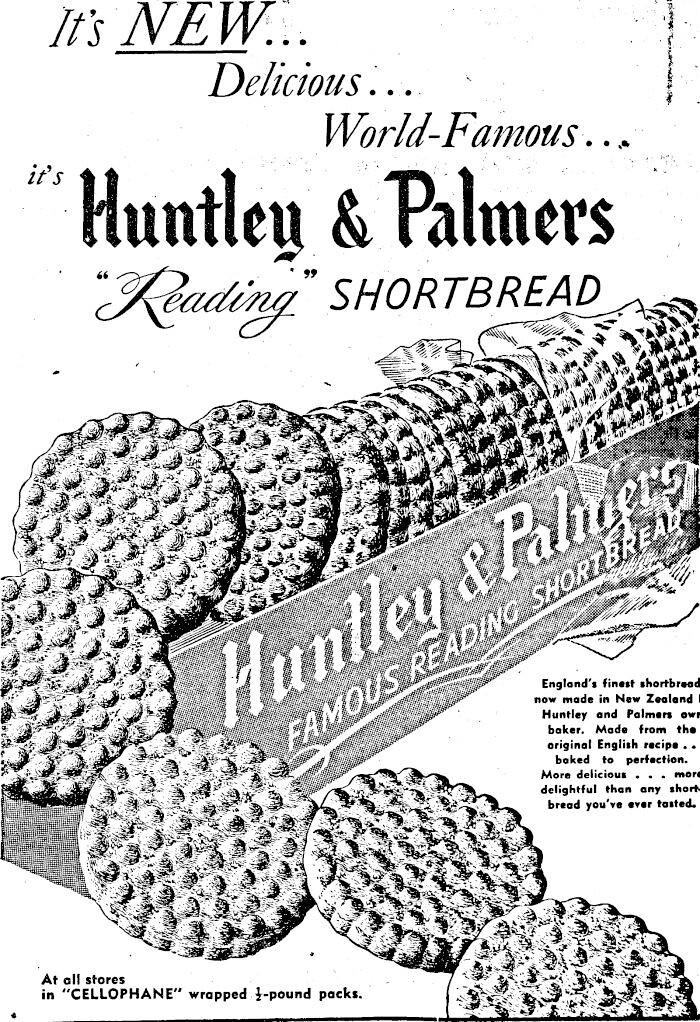 Huntley Palmer