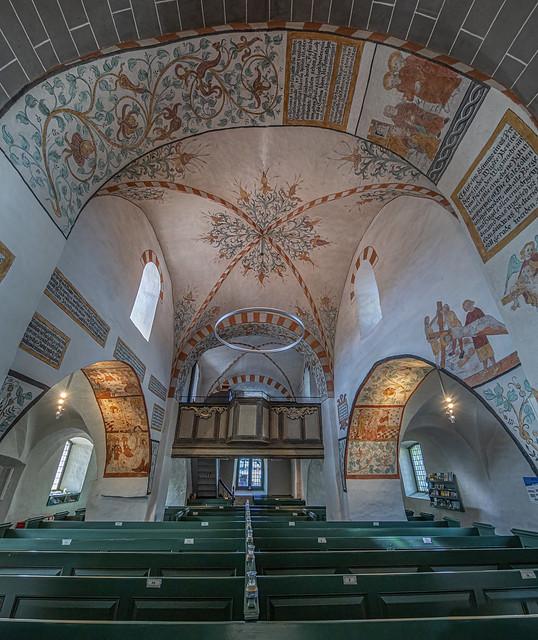 Bunte Kirche in Gummersbach-Lieberhausen