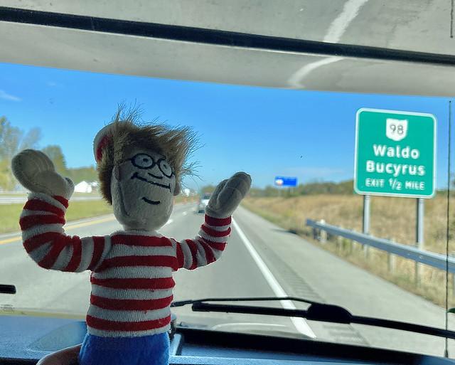 Where's Waldo Going?