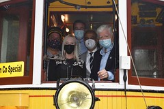 Trolley Museum Tour - East Windsor