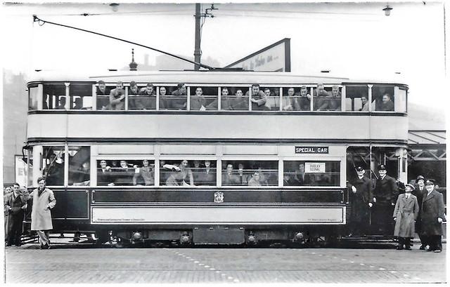 Birmingham No. 843 - LRTL tour 23 Oct 1938