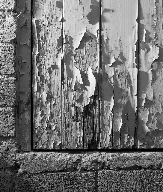 Day 278 (5th Oct) - Flaking