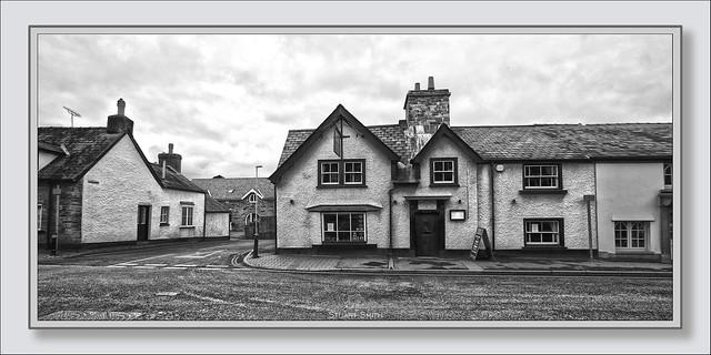 Three Tuns, Cnr Bridge & Broad Streets, Hay-on-Wye, Powys, Wales UK