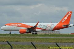 EasyJet Europe (Faro) A320SL OE-IVI