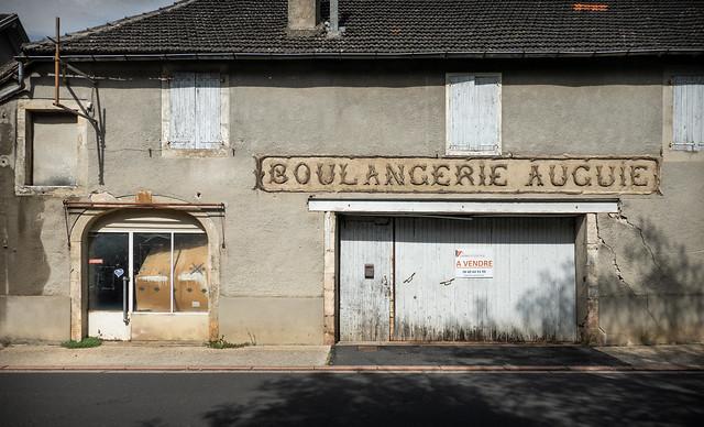 La boulangerie Auguié - The Auguié bakery