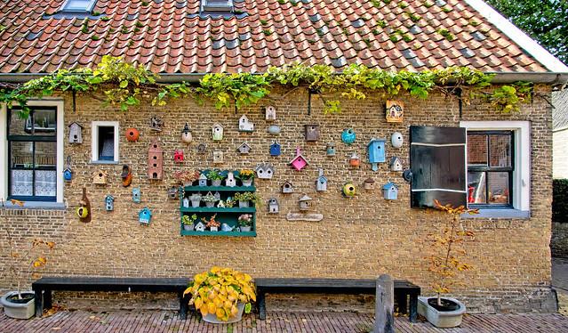 Village of Birdhouses