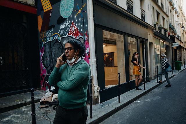 Rue Chapon, Paris III