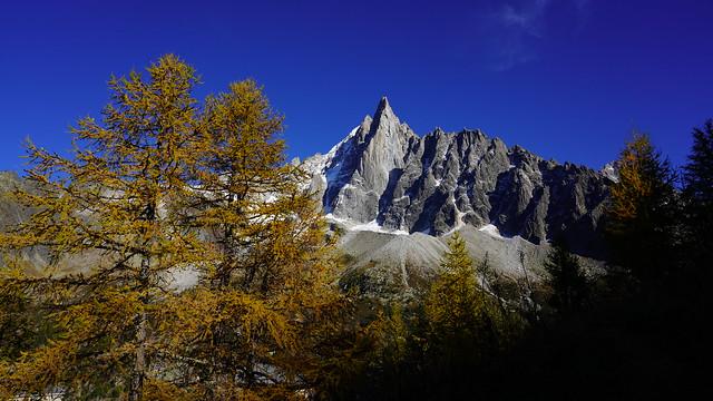 Automne sur les Alpes