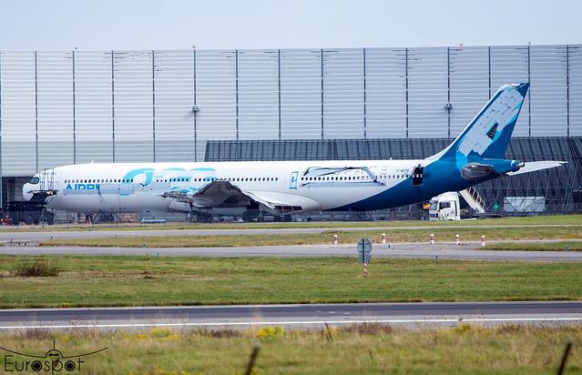 F-WTTE Airbus A330-941 s/n 1813 * Toulouse Blagnac 2021 *