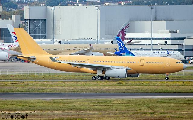 F-WWYN Airbus A330-243 MRTT Armée de l'Air s/n 2011 - First flight * Toulouse Blagnac 2021 *