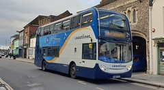 Stagecoach South 15991 (YN64 XSV) Chichester 21/10/21