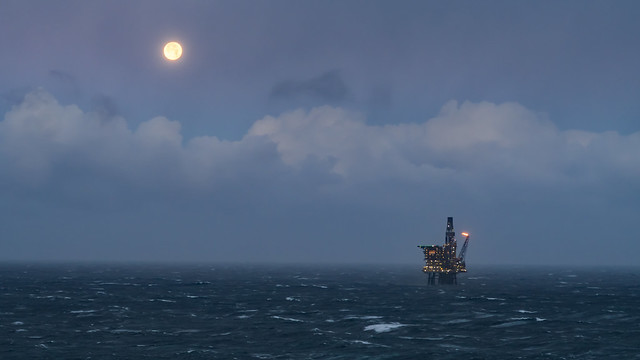 Offshore Hunters Moon