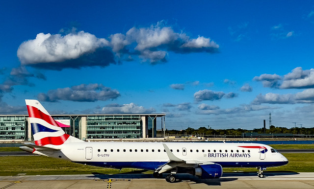 Terminal Plane Spotting - They are off to Düsseldorf