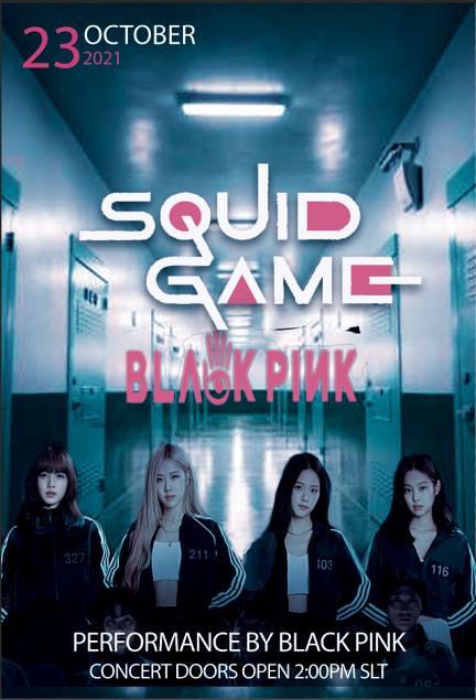 Squid Game & BLACKPINK SL
