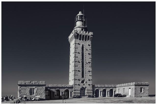 Typical Breton Lighthouse …