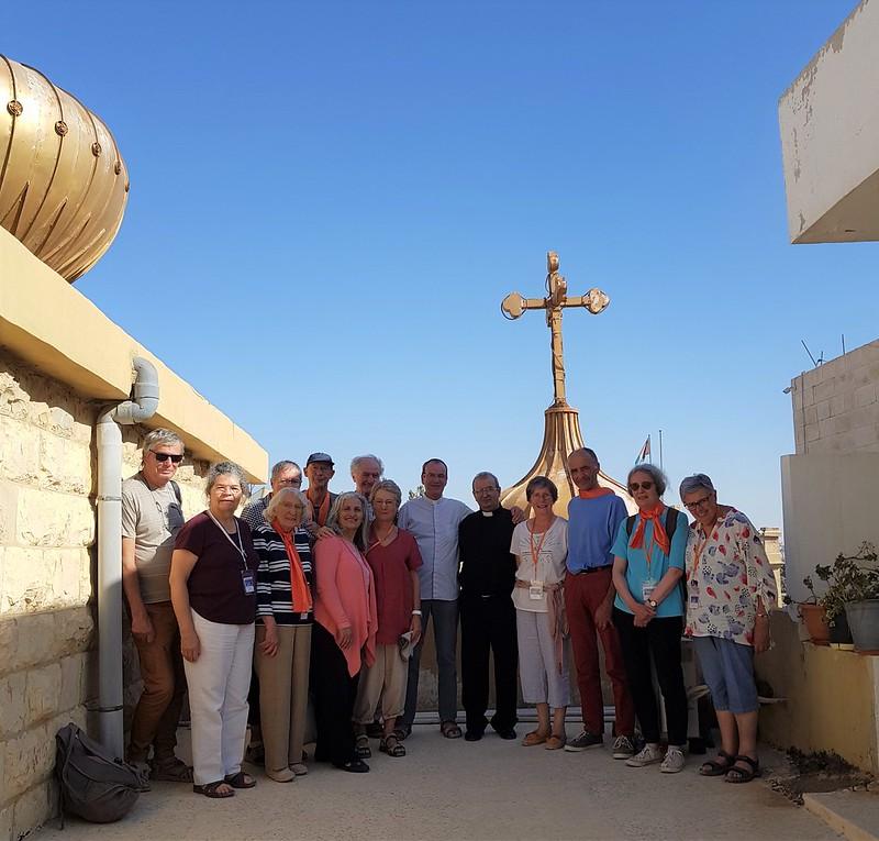 Pèlerinage 2021 en Jordanie