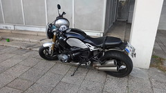 ab 2006 Motorrad-Roadster R1200R von BMW Memhardtstraße in 10179 Berlin