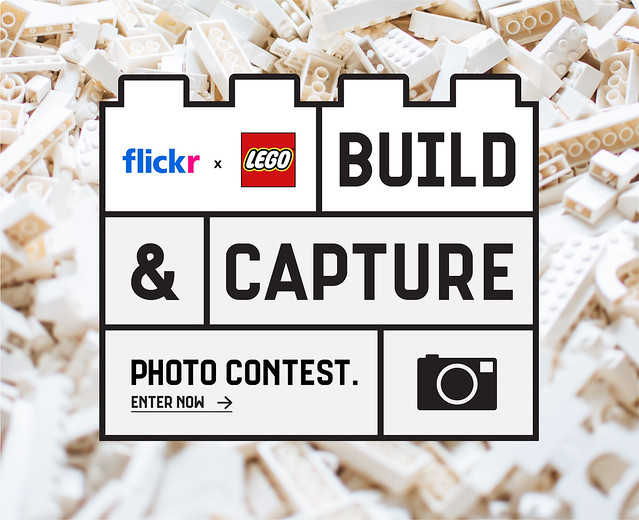 Flickr x LEGO® Build and Capture photo contest. Enter Now >