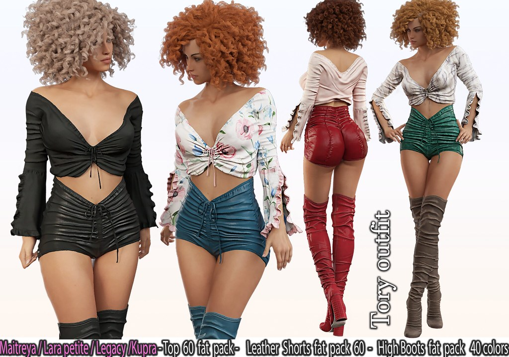 NEW RELEASE -TORY  outfit