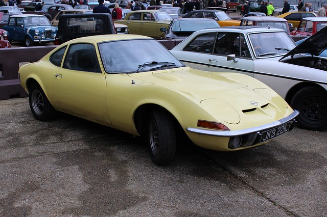 222 Opel 1900GT (1973) JKB 221 L