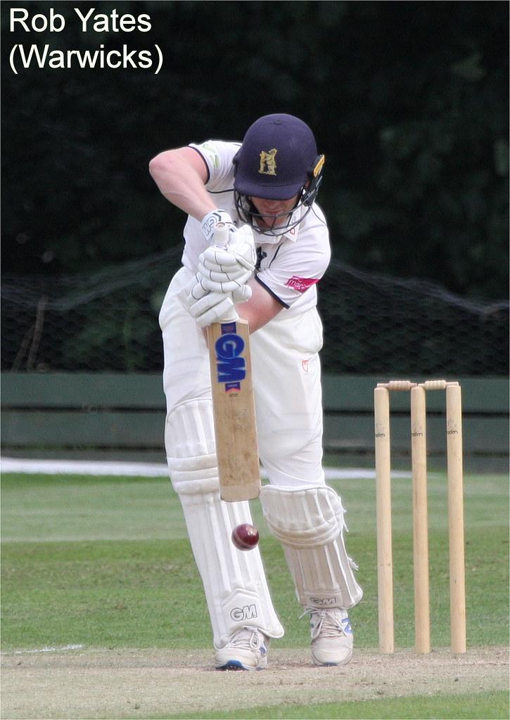 Rob Yates (Warwicks)