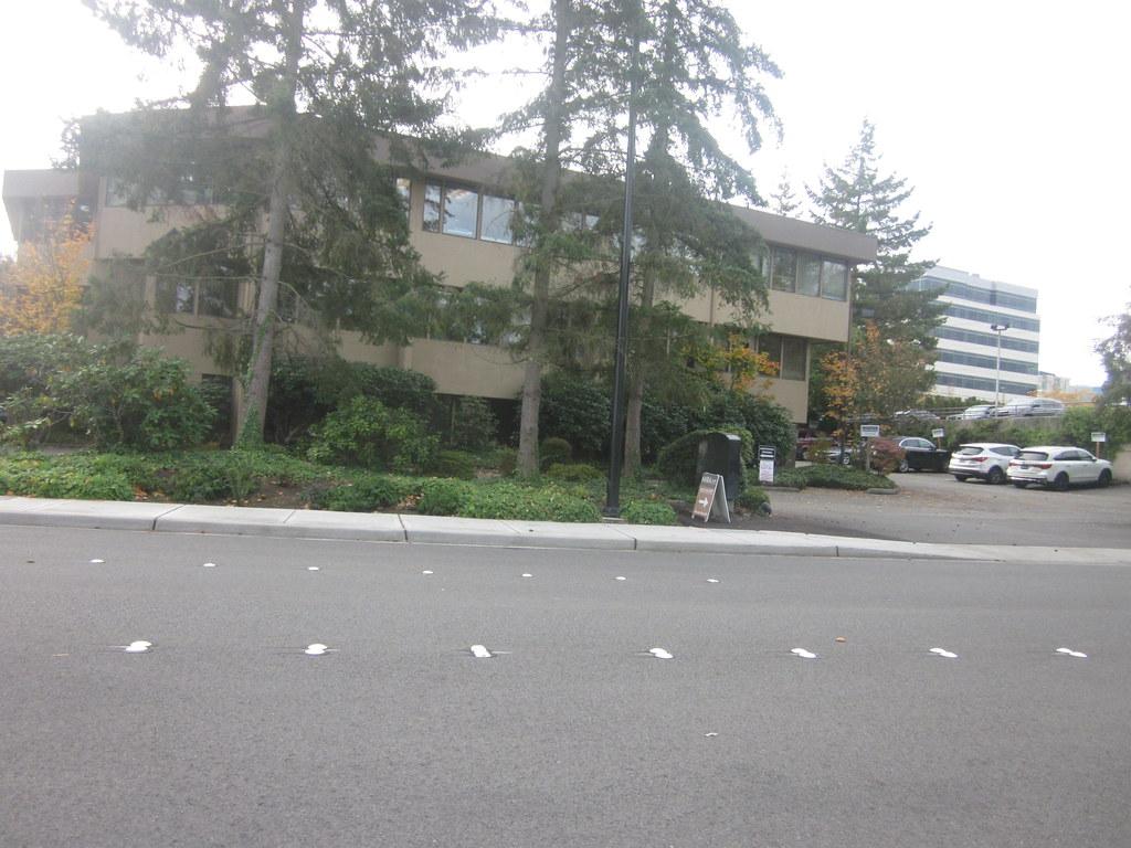 Older BELLEVUE office building
