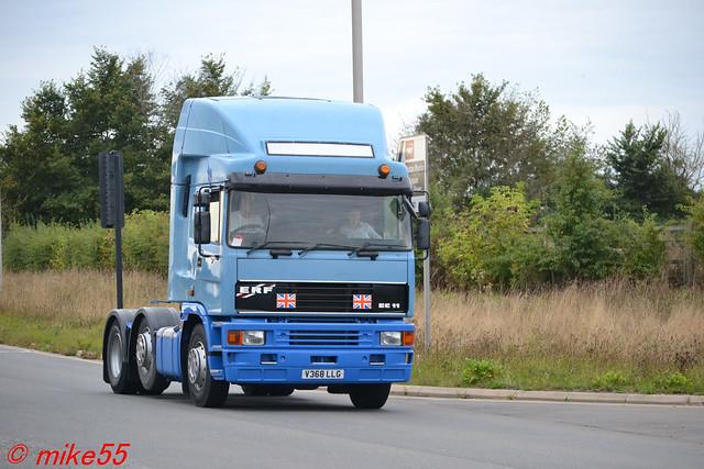 ERF EC11 reg V368 LLG