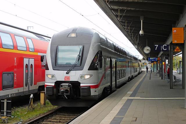 4110 116-9 Rostock Hbf 16.10.21