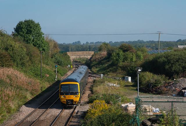 166218 Hawkeridge Junction Westbury 22 Sept 2021