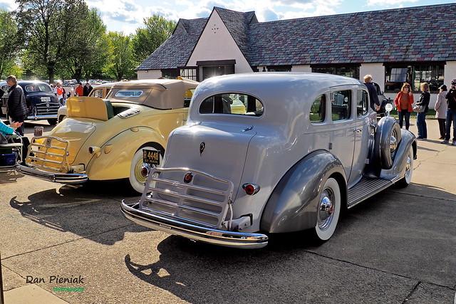 Very Classic Packard Autos